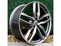 """20"""" RS6-C Style for Audi A4, A5 and A6"""