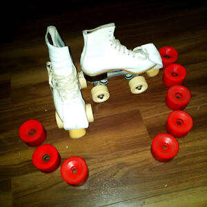 Female Roller Skates, Old-Style