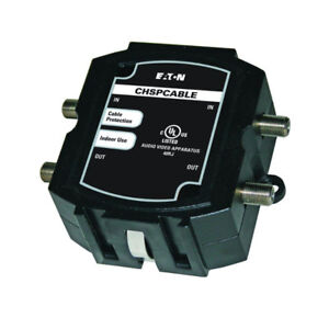 Eaton Surge Protection for Cable Lines CHSPCABLE
