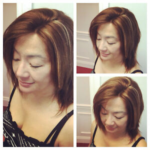 DAMAGED HAIR? HAIR LOSS? Real Hair Wigs Toronto