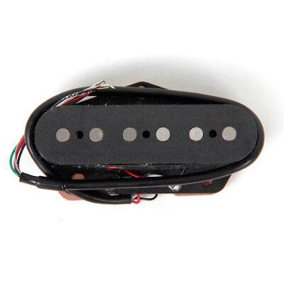 Puente Pastilla Alnico 5 Para Guitarra Eléctrica FENDER TELECASTER Partes Negro