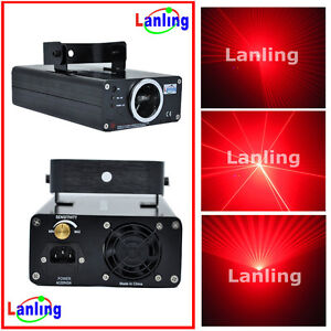 100MW RED PRO LASER SCANNER LIGHT, Disco / Nightclub / DJ / Party karaoke led