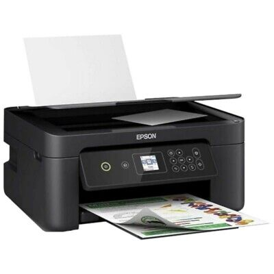 Impresora Multifunción Epson EXPRESSION HOME XP-3100 Escaner, WI-FI, FAX A4