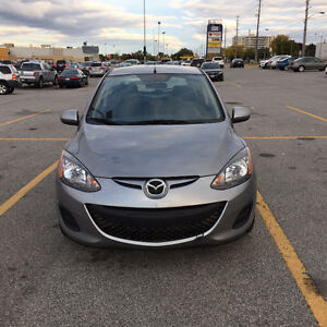 2014 Mazda Mazda2 GX, 8 month lease left, only has 12000km