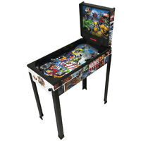 Marvel Heros Pinball Machine (Not Coint Operated!)