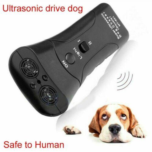 Ultrasonic Barxbuddy Dog Repeller Remote Control Training Pet Supplies Train