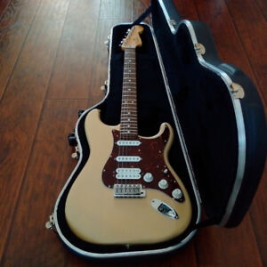 For Trade or Sale: Fender 60th Ann. Deluxe Power Stratocaster
