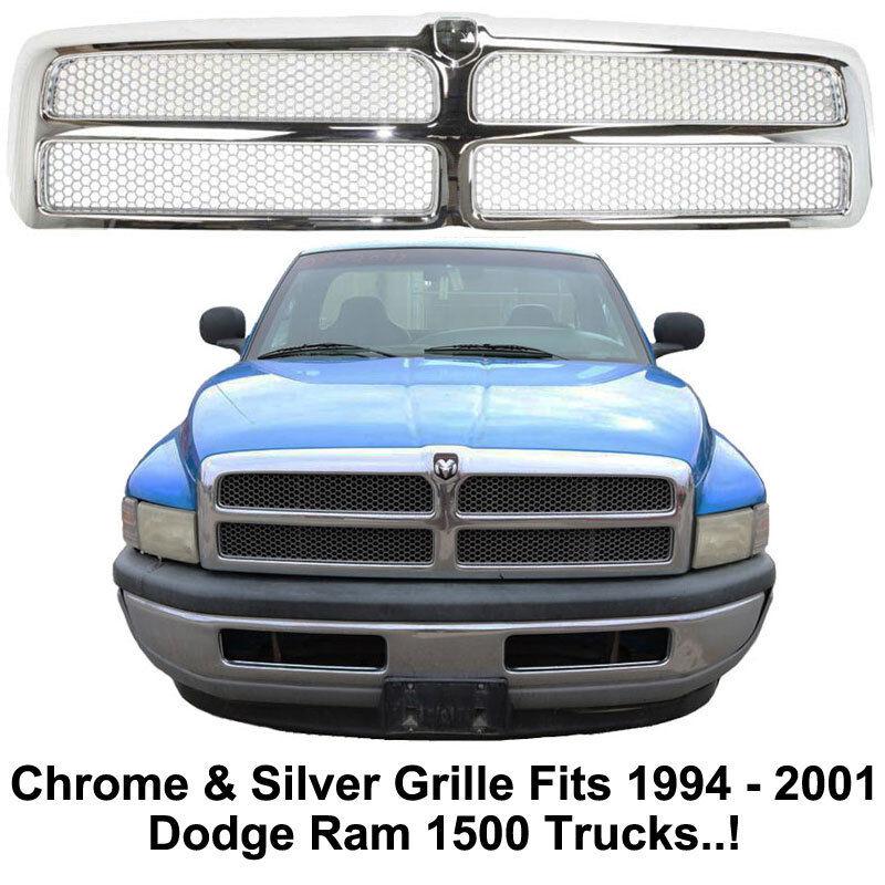 Front Brake Pads 1994 1995 1996 1997 1998 1999 DODGE RAM 2500 1990-2000 K3500
