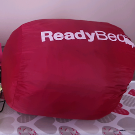 2 x inflatable ready beds for camping