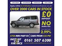 Land Rover Discovery 4 3.0SD V6 Auto HSE LOW WEEKLY PAYMENTS £125 PER WEEK