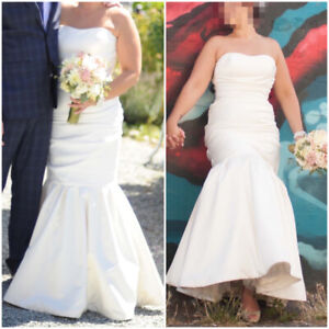 Wedding Dress (Blush by JLM)