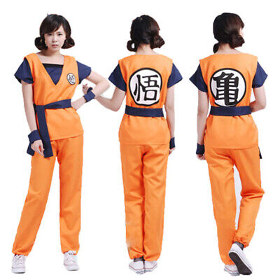 Anime Dragon Ball Z Son Goku Cosplay Costumes - Son Goku Dragon Ball Z Kostüme