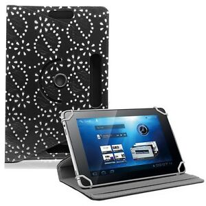 "Leather stand case cover for all 10"",10.1""tab,tablets"