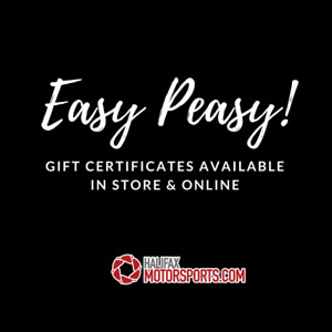 PURCHASE HFX MOTORSPORTS GIFT CERTIFICATES ONLINE & IN STORE