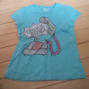 size 8 Girls Long Sleeve Shirts,dress, capri's and tee shirts Kitchener / Waterloo Kitchener Area image 8