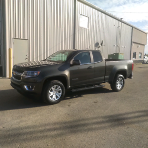 2018 Chevrolet Colorado L T only 25000km 4x4