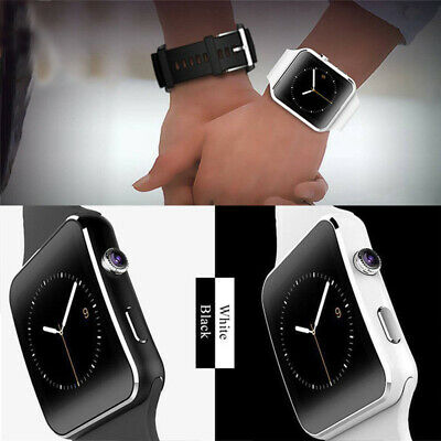 X6 Bluetooth Smart Wrist Watch Phone Camera For Android Samsung Phone Man Women
