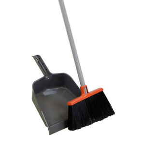 Broom And Dustpan Combo