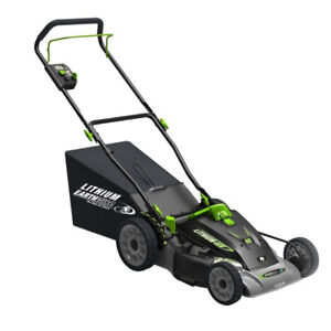 Used 18inch Earthwise Lawnmower