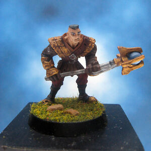 Painted-Ral-Partha-Mage-Knight-Miniature-Amotep-Gunner-I