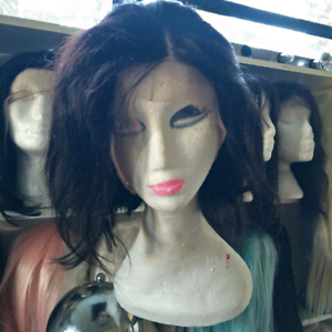 Brand New Pervuivan Human hair lace front wig  try 1st as pic New Farm Brisbane North East Preview