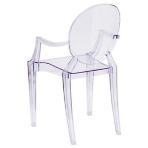 Ghost Chairs: Set of 4