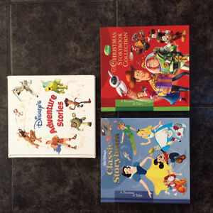 Disney, Diego and Caillou books