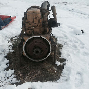 2000 C10 Caterpiller Diesel Engine 3CS14865 Edmonton Edmonton Area image 2