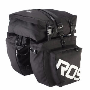 New Supercycle Bike Rear Trank Bag 37 Litres