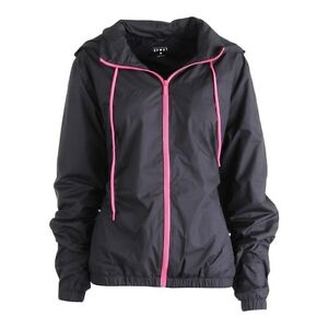 Juicy Couture Sport Womens Black Moisture Wicking Athletic