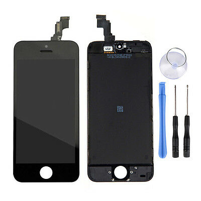 OEM Black LCD Touch Screen Display Digitizer Assembly Replacement for iPhone 5C on Rummage