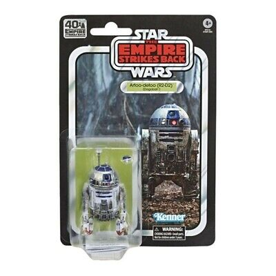 Star Wars Episode V Black Series 40th Anniversary 2020 Wave 2 R2-D2 (Dagobah) HA