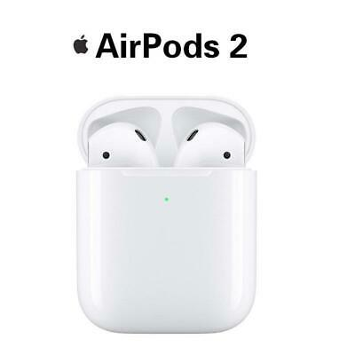 Apple AirPods Generation 2 Wireless Charging Bluetooth Headphones Apple AirPods