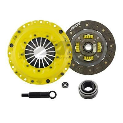 ACT Clutch Xtreme Pressure Plate w/ Street Disc for 90-91 Acura Integra AI2-XTSS ()