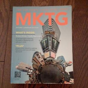 MKTG Second Canadian Edition - MRK108