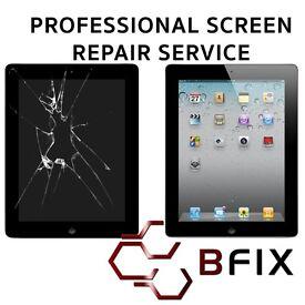 Apple iPad 2, 3, 4, mini 2, mini 3, mini 4, air, air 2, Pro 9,7, Pro 12.9 LCD Screen repair London