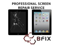 Apple iPad 2, 3, 4, mini 2, mini 3, mini 4, air, air 2, Pro 9,7, Pro 12.9 LCD Screen repair London