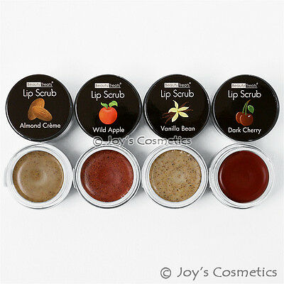 "1 BEAUTY TREATS Lip Scrub with Vitamin E  ""Pick Your 1 Color"