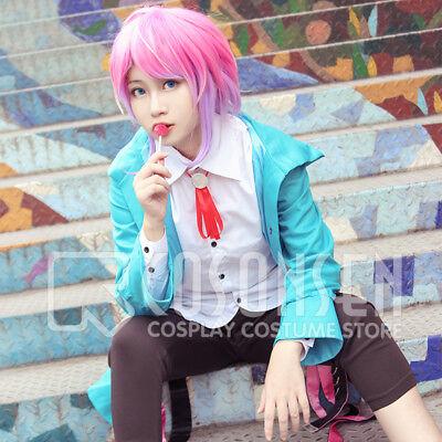 Division Rap Battle Amemura Ramuda Hypnosis Mic easy R Cosplay - Easy Anime Costume