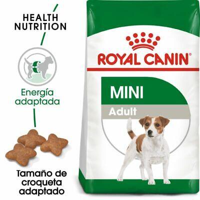 COMIDA DE PERROS ROYAL CANIN MINI ADULT 4 KG PIENSO PARA PERROS