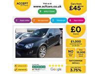 Vauxhall/Opel Antara 2.2CDTi ( 163ps ) SE NAV FROM £45 PER WEEK!