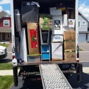 Rented A Moving Truck & Don't Want To Do The Lifting?