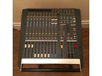 Complete PA System, Allen & Heath Mixing Desk, Wharfedale Speakers and Monitors