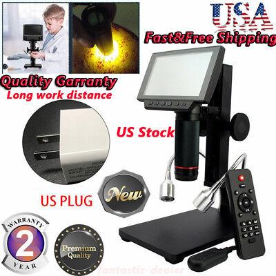 Andonstar Adsm302 Hdmi Digital Microscope Long Work Distance For Pcb Repair Usa
