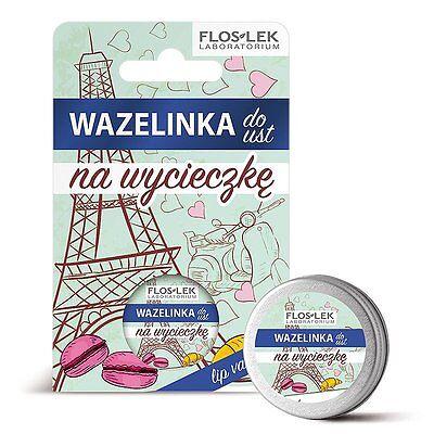 Lippenpflege Kokosnuss (15 g Lippen Vaseline Lip Lippenbalsam Balm Lippenpflege mit Kokosnuss-Aroma )
