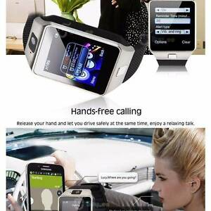 Smart Watch Phone Camera Calls DUAL CORE Smarwatch iPhone Samsung Blacktown Blacktown Area Preview