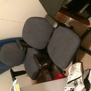 Computer/ desk chairs