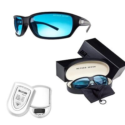 Method Seven Resistance HPS Sunglasses UV Protection M7 Grow Light Glasses