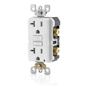 GFCI outlets new