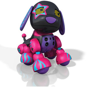 Zoomer Interactive Love Puppies PupStar, Pixy - out of box